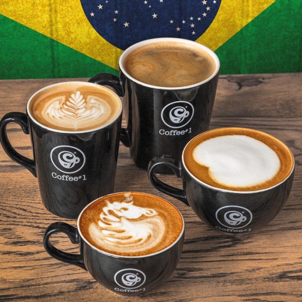 Coffee#1 new menu