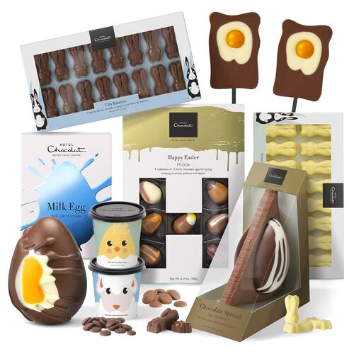 Hotel Chocolat Easter Selection