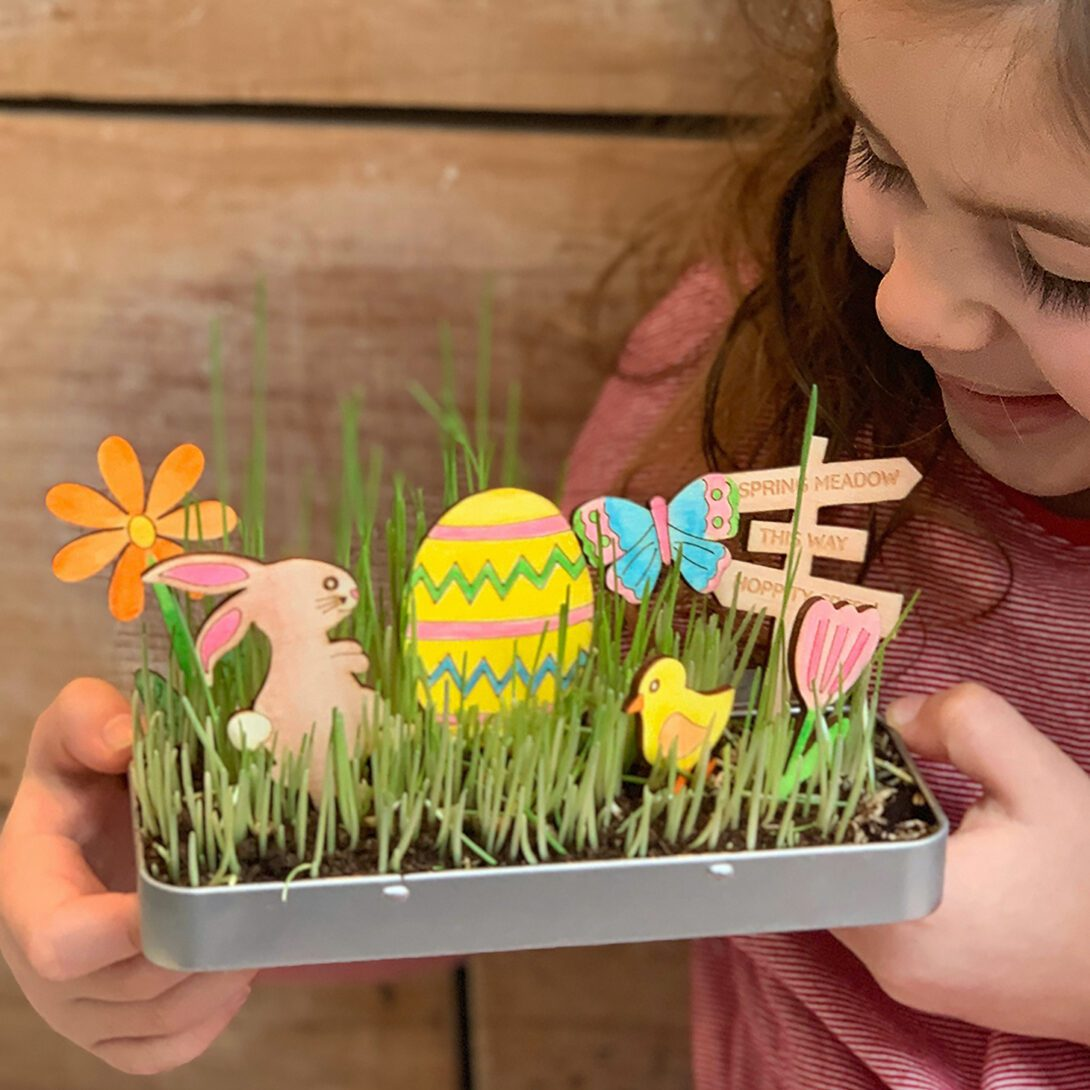 Make Your Own Easter Garden, £15.95 from Joules