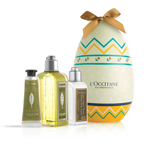 Verbena Beauty Easter Egg, £16 from L'Occitane