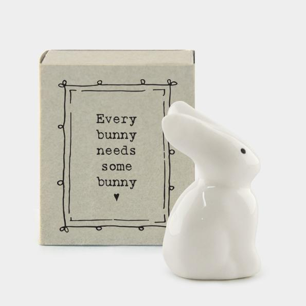 Matchbox Bunny, £6.75 from Insideout Home