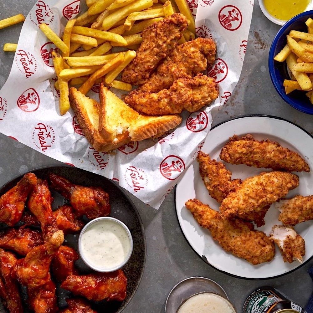 Slim Chickens – New restaurant