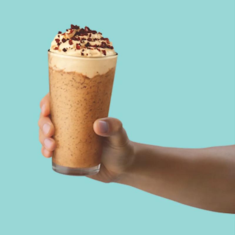 Starbucks – New Menu Items
